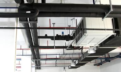 工厂厂房中央空调